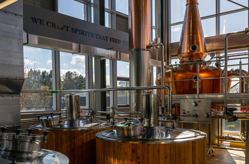 Clonakilty Distillery Visit