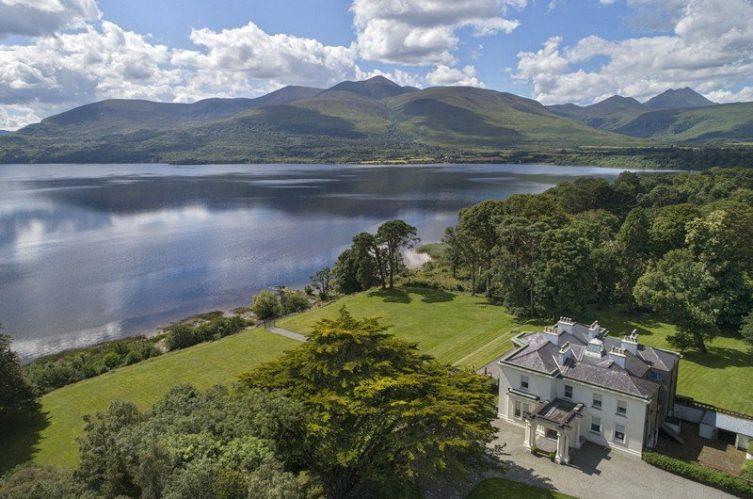 Irish Whiskey Magazine - Lake View House