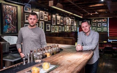 A new generation of Irish whiskey mixed drinks