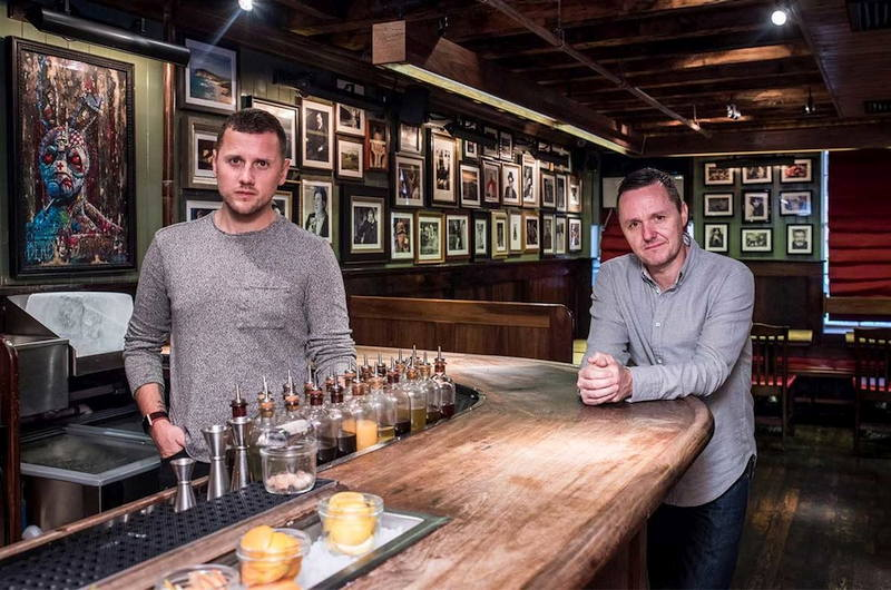 A new generation of Irish whiskey mixed drinks