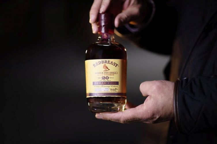 Irish Distillers release Redbreast Dream Cask Px edition