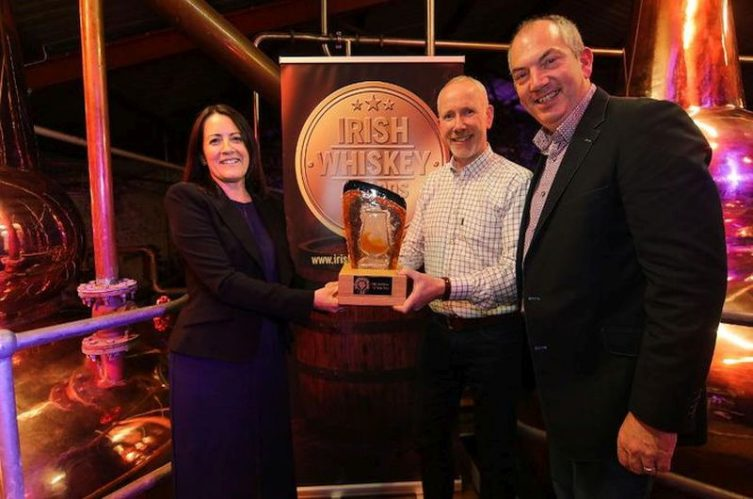 Irish Whiskey Awards winners 2019