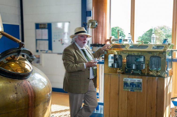 Irish whiskey magazine partners with Jim Murray's Whisky Bible