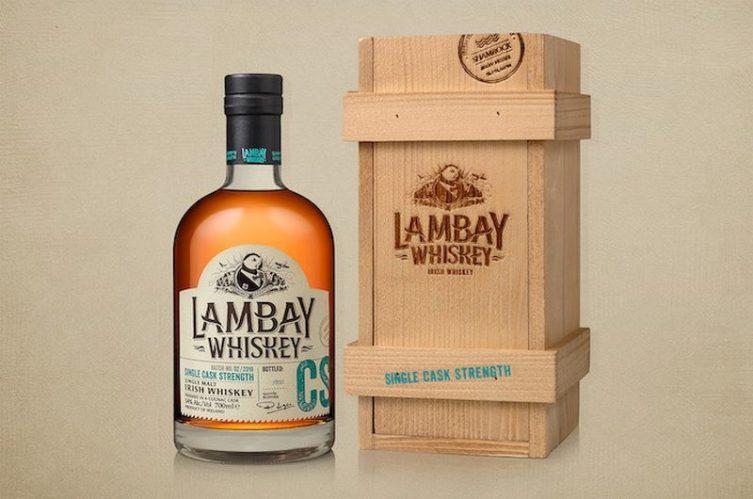 Irish Whiskey Magazine - New Releases - Lambay Irish Whiskey launch exclusive Cask Program