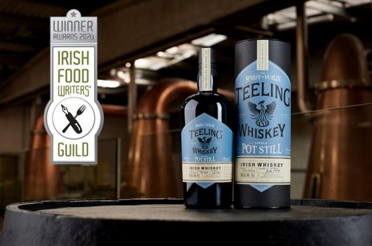 Teeling single pot still whiskey wins 2020 IFWG award