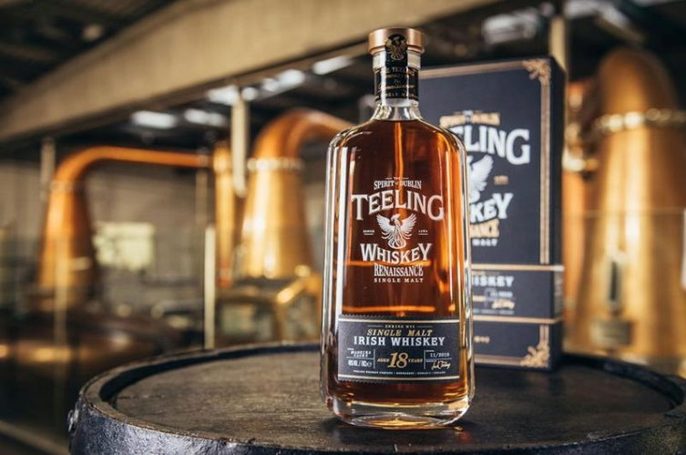 Teeling whiskey unveils new renaissance single malt series