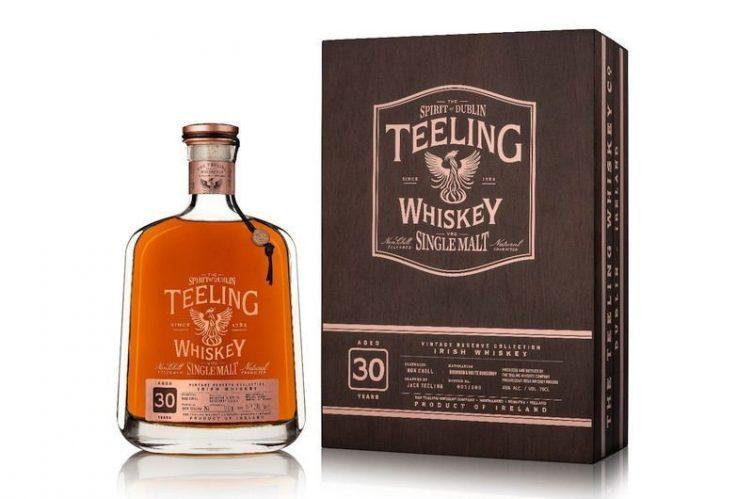Teeling whiskey wins world's best Irish single malt
