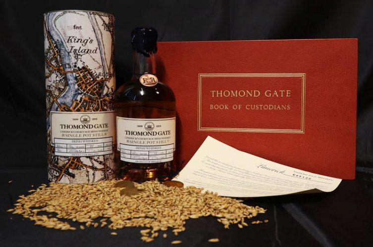 Thomand Gate release rare Irish pot still whiskey