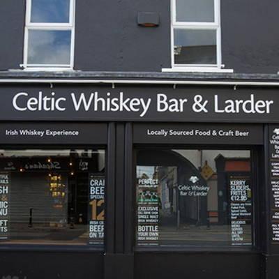Celtic Whiskey Bar and Larder
