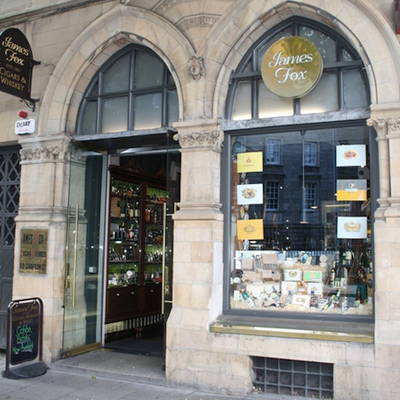 James Fox Whiskey & Cigar Shop