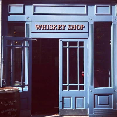 L Mulligan Whiskey Shop