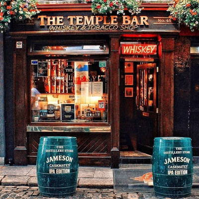 Temple Bar Distillery Store