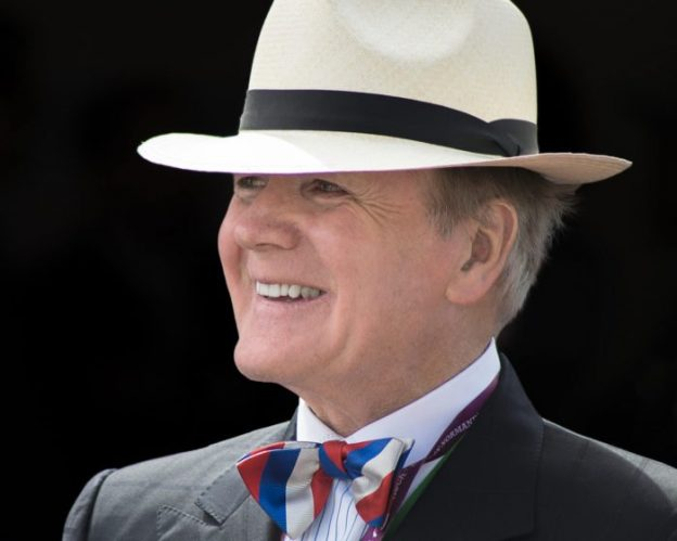 Dr. Pearse Lyons, Alltech's president and founder