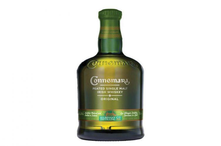 Peated Irish whiskey