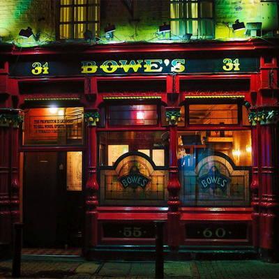 Bowes Whiskey Bar