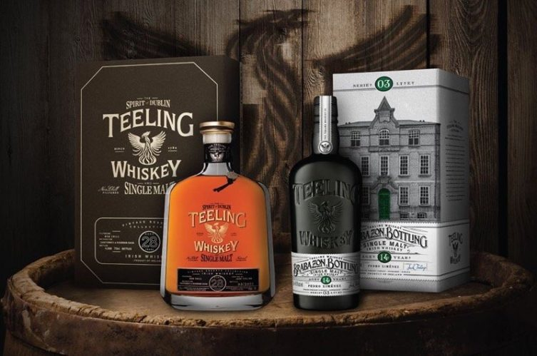 Teeling marks World Whiskey Day with two new single malts