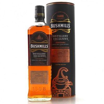 Tastings – Issue 6 – Bushmills Distillery Exclusive Acacia Wood 2008