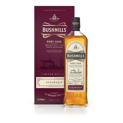 Tastings – Issue 3 – Bushmills Steamship Collection Port Cask