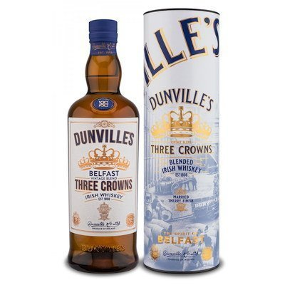 Irish Whiskey Magazine - Tastings - Dunvilles 3 Crowns