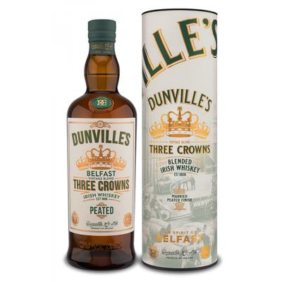 Tastings – Issue 5 – Dunvilles Three Crowns Peated