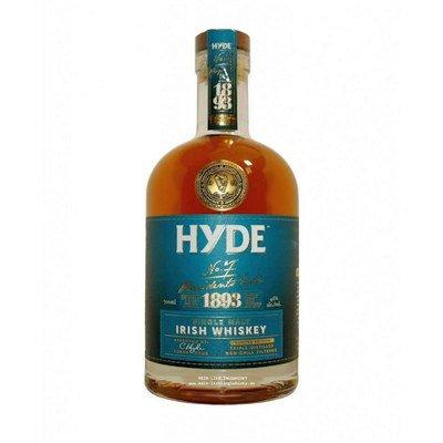 Tastings – Issue 8 – Hyde no.7 1893 Bodega Sherry Single Malt