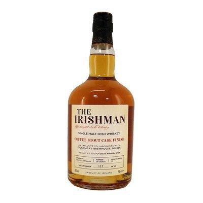 Tastings – Issue 7 – Irishman Single Malt Coffee Stout Finish