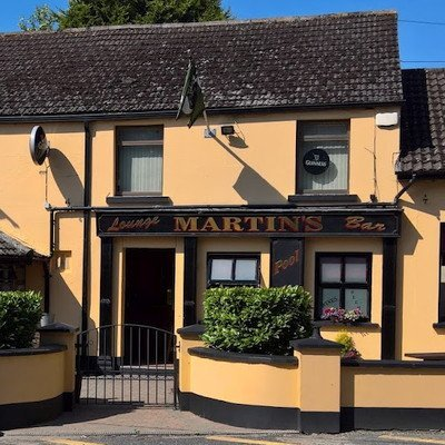 Martin's Pub & Cooley Whiskey Bar