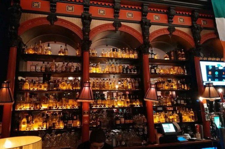 Irish Whiskey Magazine - Whiskey Bars - Old Town Whiskey Bar 2