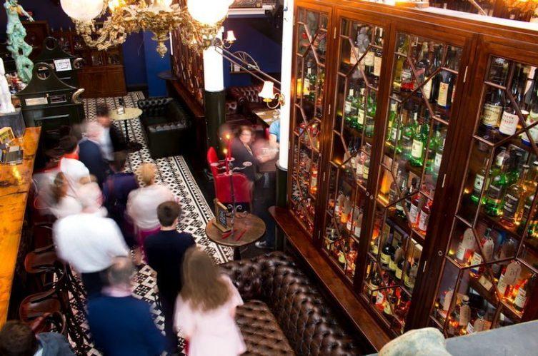 Irish Whiskey Magazine - Whiskey Bars - Old Town Whiskey Bar 3