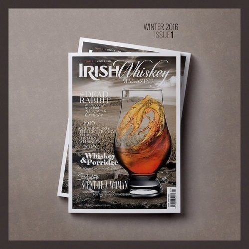 Irish Whiskey Magazine -Issue 1