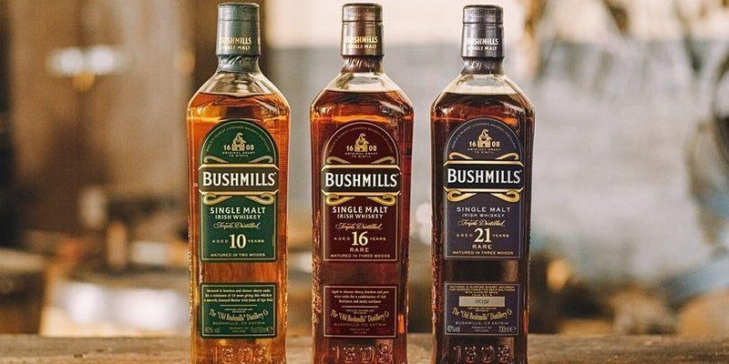 Malts Makes Bushmills