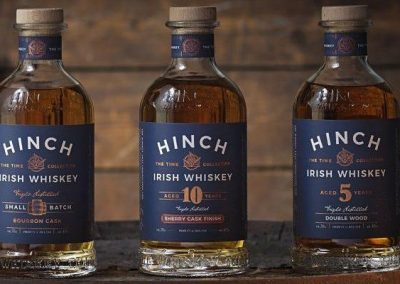 Hinch Distillery Tasting