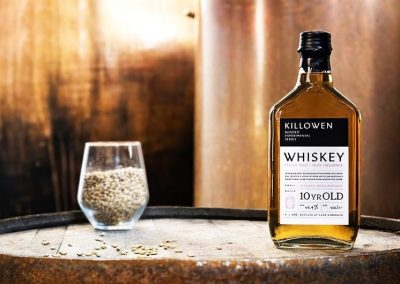 Killowen Distillery release 4th in their bonded experimental series