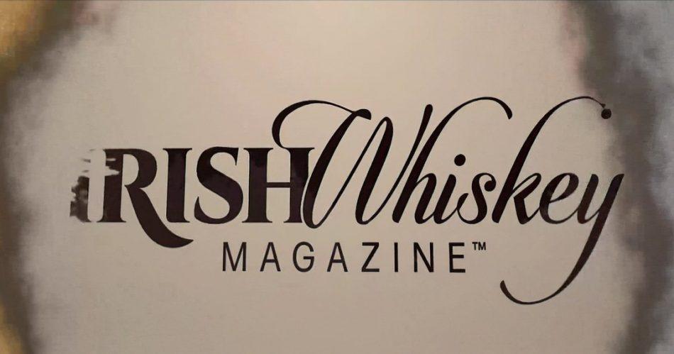 Irish Whsikey Magazine - Mobile Header