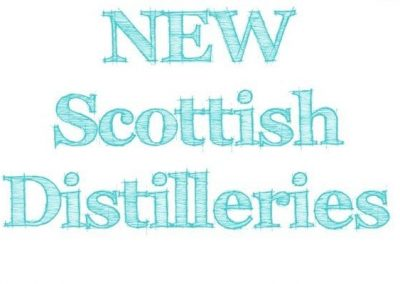New Scottish Distilleries