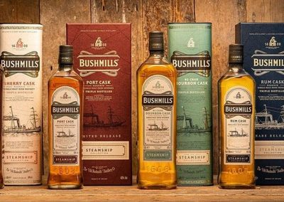 On Board with Bushmills