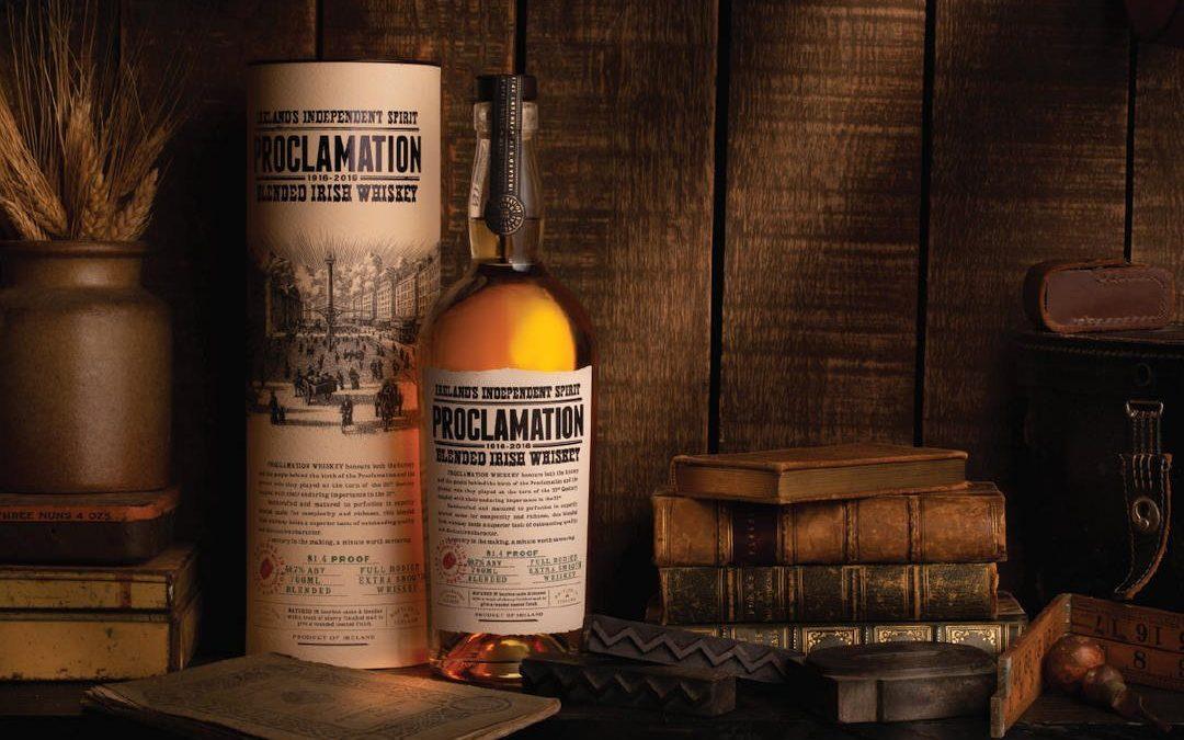Irish Whiskey Magazine - Proclamation Whiskey