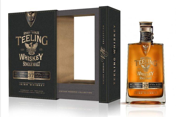 Teeling Whiskey Release 37 Year Old Single Malt