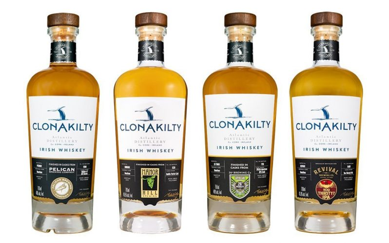 Clonakilty Distillery collaborations with US breweries