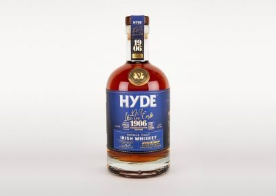 Hyde No.9 'Iberian Cask' single malt Port cask finish released