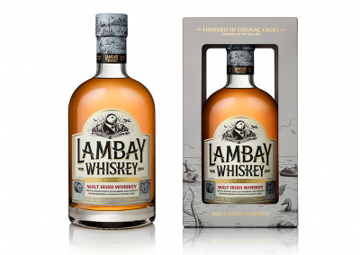 New release from Lambay Irish Whiskey