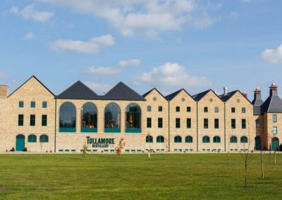 New home of the Tullamore D.E.W. visitor experience