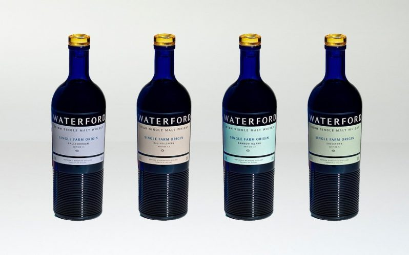 Four new releases from Waterford Distillery