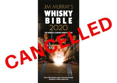 Whisky Bible official statement
