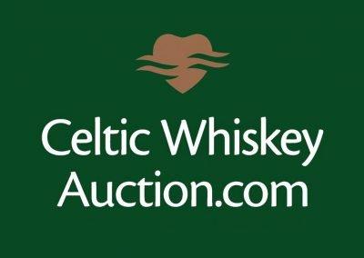 Celtic Whiskey Auction – September