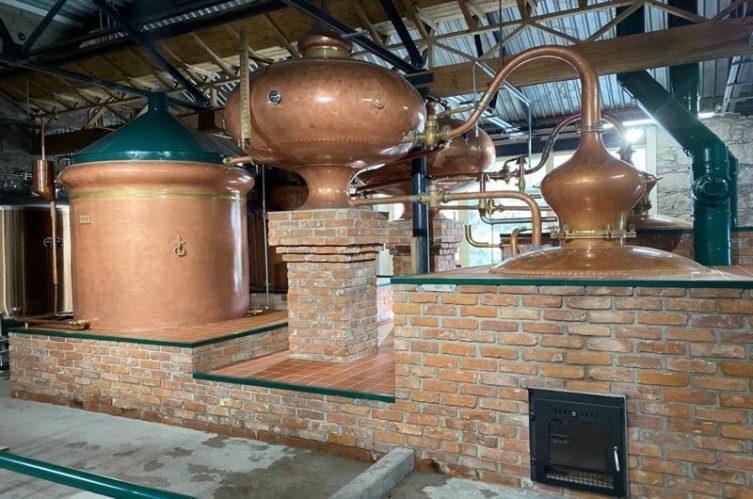 Irish Whiskey Distillery - Crolly Distillery