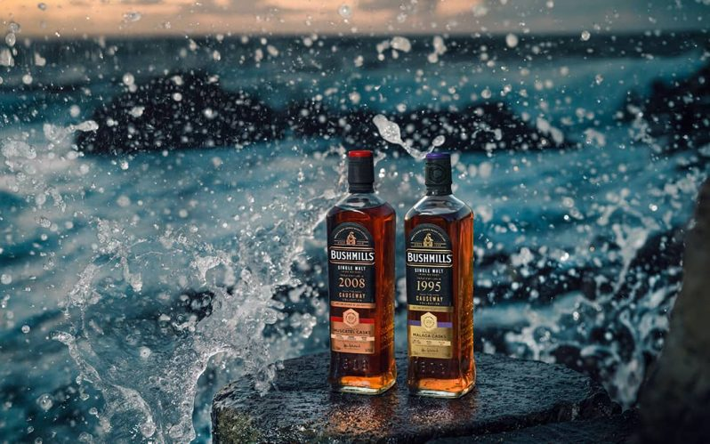 Bushmills Irish Whiskey launch The Causeway Collection