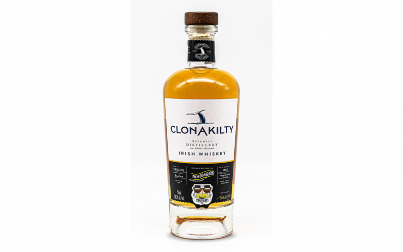 Clonakilty Stout Trooper Whiskey Charity Auction
