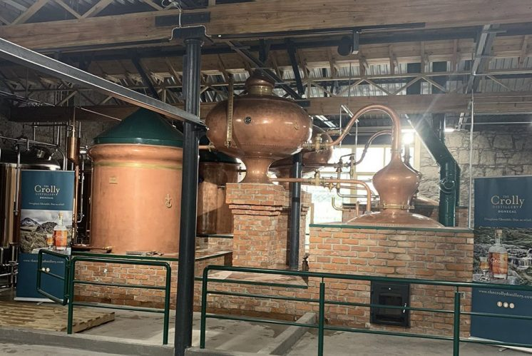 Crolly Distillery becomes 34th operational GI Irish whiskey distillery