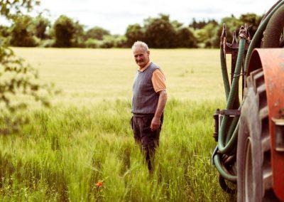 Organic Farmer Paddy Tobin